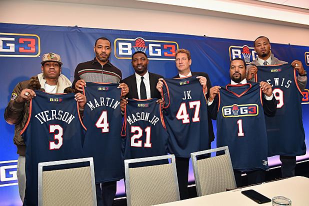 BIG3 Press Conference