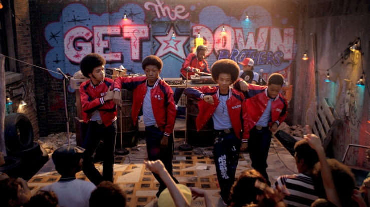 the getdown brothers